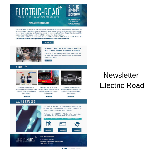 Newsletter Electric Road