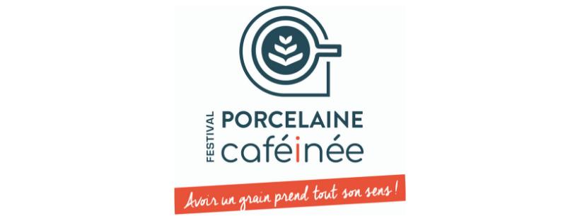 logo festival porcelaine caféniée