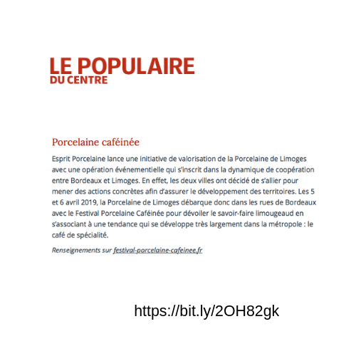 article le populaire centre