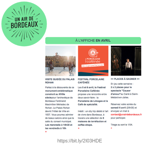 article newsletter un air de bordeaux