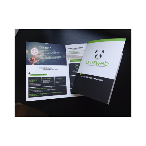 brochure axysweb
